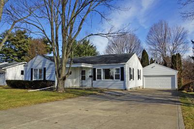 Mount Vernon Single Family Home For Sale: 102 Rose Avenue