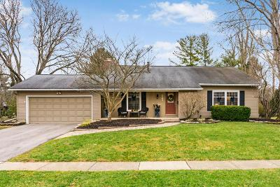 Worthington Single Family Home Contingent Finance And Inspect: 6464 Masefield Street