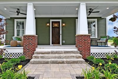 Lewis Center Single Family Home For Sale: 5672 Evans Farm Drive #8524