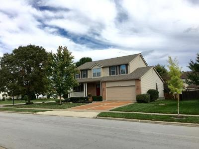 Hilliard Single Family Home For Sale: 2532 Mesa Drive