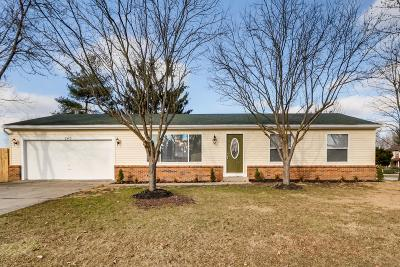 Gahanna Single Family Home Sold: 240 Chapelfield Road