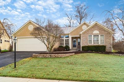 Grove City OH Single Family Home For Sale: $309,900