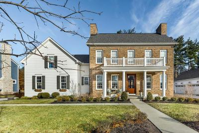 Plain City Single Family Home For Sale: 10678 Black Oak Drive