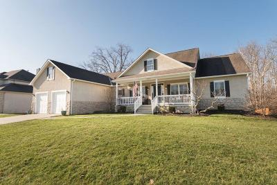 Galena Single Family Home Sold: 6290 Crystal Valley Drive