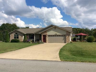 Howard Single Family Home For Sale: 424 McIntosh Drive