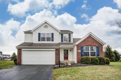 Westerville Single Family Home Contingent Finance And Inspect: 6883 Springwood Place