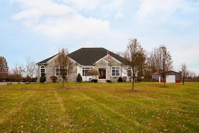 Delaware Single Family Home For Sale: 2700 Bean Oller Road