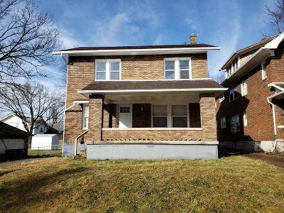 Dayton Single Family Home For Sale: 927 Cumberland Avenue