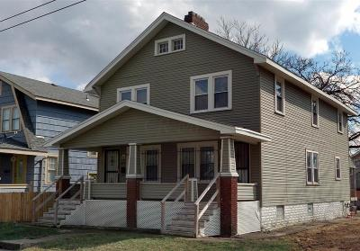 Columbus OH Multi Family Home Sold: $70,000