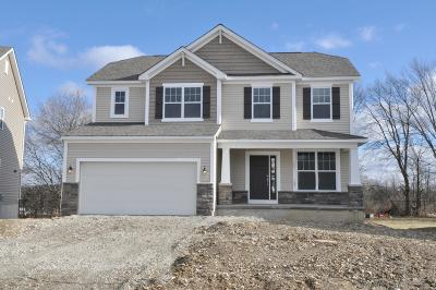 Columbus Single Family Home For Sale: 4731 Black Sycamore Drive #Lot 135
