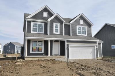 Powell Single Family Home For Sale: 5597 Meadowhaven Drive #Lot 6905