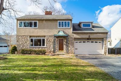 Upper Arlington Single Family Home For Sale: 2737 Northwest Boulevard