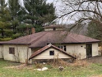 Chillicothe Single Family Home For Sale: 3263 Walnut Creek Road