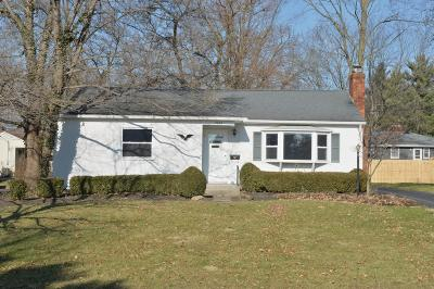 Upper Arlington Single Family Home Sold: 2664 Swansea Road