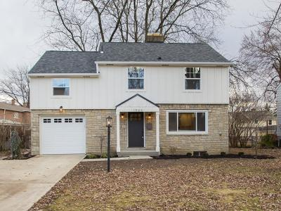 Upper Arlington Single Family Home Sold: 1966 Westwood Avenue