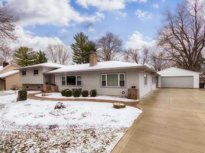 Hilliard Single Family Home For Sale: 3905 Saturn Road