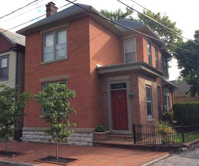 Columbus Single Family Home For Sale: 698 S 5th Street