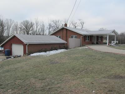 Single Family Home For Sale: 165 Belle Avenue