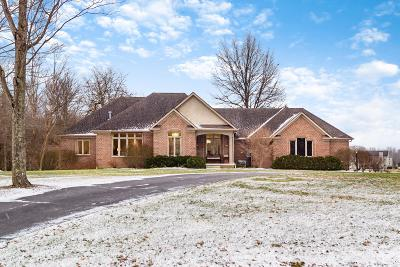 Single Family Home For Sale: 161 Timber Creek Court W