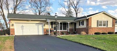 Westerville Single Family Home Contingent Finance And Inspect: 298 Apache Circle