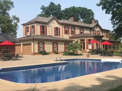 Chillicothe OH Single Family Home For Sale: $1,799,000