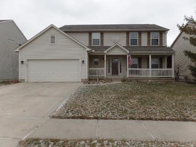 Hilliard Single Family Home For Sale: 2987 Fawn Crossing Drive
