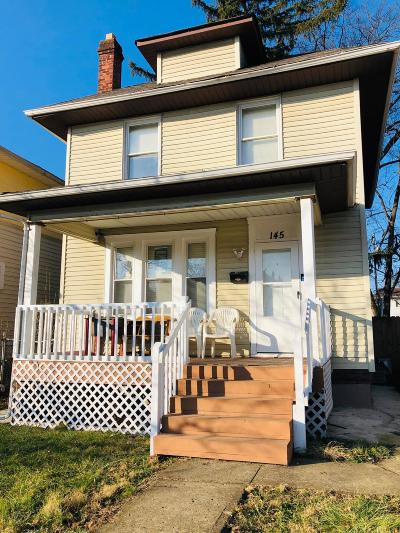 Columbus Single Family Home For Sale: 145 S Burgess Avenue
