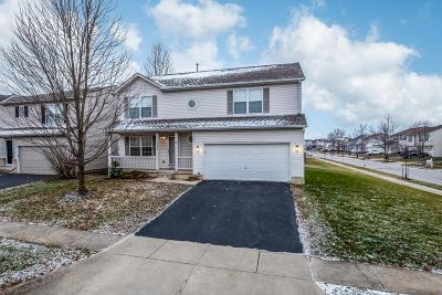 Blacklick OH Single Family Home For Sale: $220,000