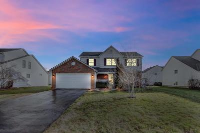 Hilliard Single Family Home For Sale: 4116 Hoffman Farms Drive
