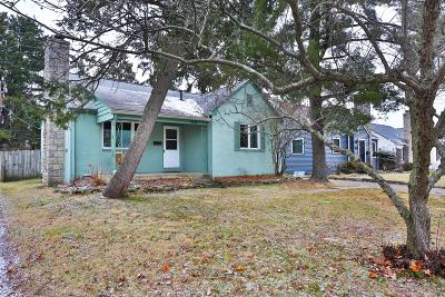 Clintonville Single Family Home For Sale: 508 Fallis Road