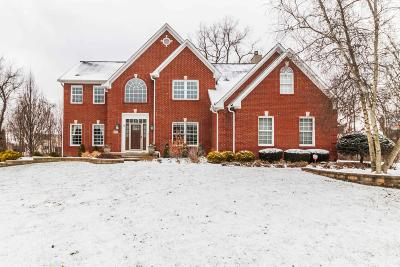 Westerville Single Family Home For Sale: 5285 Annandale Court