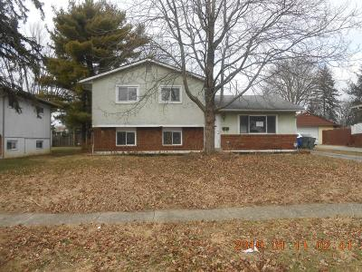Columbus Single Family Home For Sale: 5192 Kornwal Drive