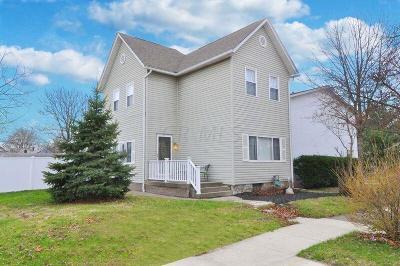 Columbus Single Family Home For Sale: 483 E Columbus Street