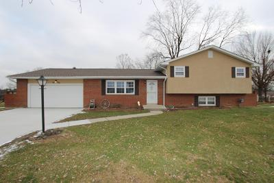 Grove City OH Single Family Home For Sale: $235,000