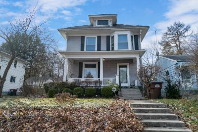 Single Family Home Pending Finance And Insp: 549 Kibler Avenue