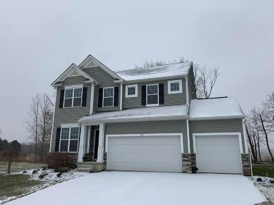 Union County Single Family Home For Sale: 711 Deer Run Drive