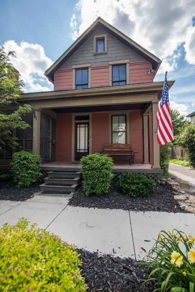 Columbus Single Family Home For Sale: 961 Highland Street