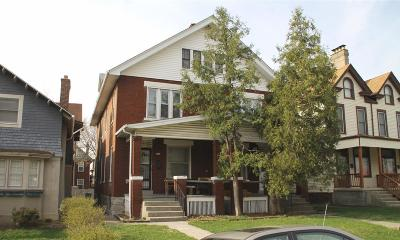 Single Family Home Sold: 1515 Hawthorne Avenue