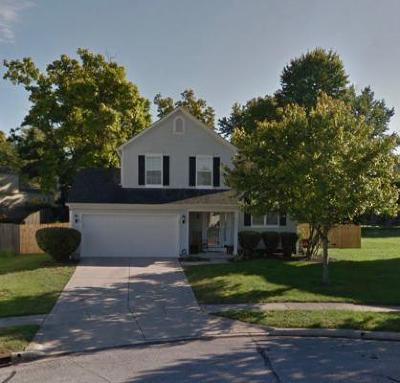 Columbus Single Family Home For Sale: 4944 Strawberry Glade Drive