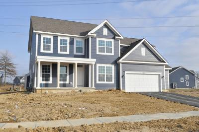 Powell Single Family Home For Sale: 7834 Bachman Drive #Lot 3632