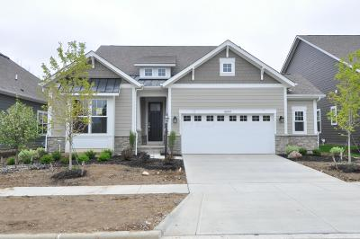 Dublin Single Family Home For Sale: 6694 Firenza Place #Lot 110