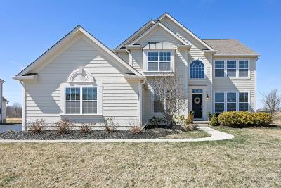 New Albany OH Single Family Home For Sale: $569,900