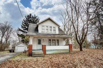 Worthington Single Family Home For Sale: 6056 Linworth Road