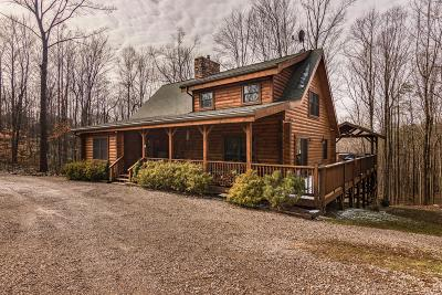 Franklin County, Delaware County, Fairfield County, Hocking County, Licking County, Madison County, Morrow County, Perry County, Pickaway County, Union County Single Family Home For Sale: 22728 Purcell Road