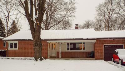 Columbus Single Family Home For Sale: 175 Ceramic Drive