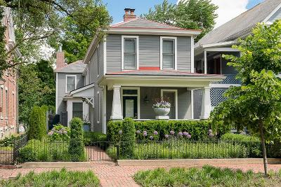 Columbus Single Family Home For Sale: 204 Reinhard Avenue