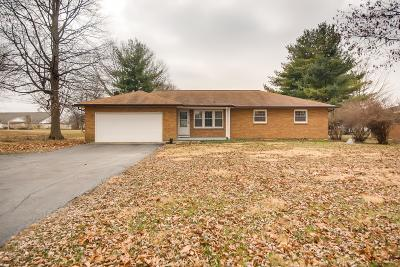 Columbus Single Family Home For Sale: 6191 Feder Road