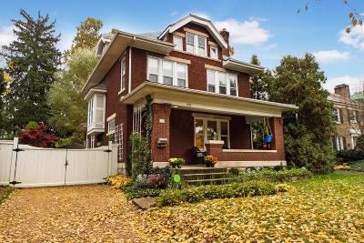 Franklin County, Delaware County, Fairfield County, Hocking County, Licking County, Madison County, Morrow County, Perry County, Pickaway County, Union County Single Family Home For Sale: 470 S Parkview Avenue