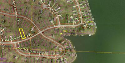 Howard Residential Lots & Land For Sale: Lakeview Heights Drive