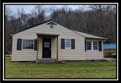 Morgan County Single Family Home For Sale: 4941 State Route 669